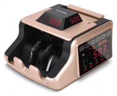 惠朗HL-ML800B点钞机磁特征鉴别 安全线鉴别 红外反射鉴别多光谱鉴别  幅面鉴别 IT.370