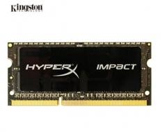 金士顿(Kingston)骇客神条 Impact系列 DDR3L 1600 4GB笔记本内存(HX316LS9IB/4) 货号100.MZ