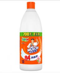 威猛先生 84消毒液(清新花香)700g 货号100.XH376