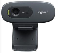 罗技(Logitech)C270 高清网络摄像头  货号100.JY800