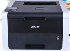 兄弟HL-3170CDW彩色激光打印机 货号100.yt34