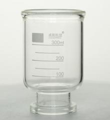 华鸥 砂芯装置滤杯 过滤装置滤杯 滤杯 300ML 货号100.MZ