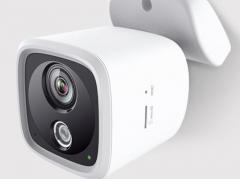普联TP-LINKTL-IPC21A-2.8家用无线摄像头 货号100.yt54