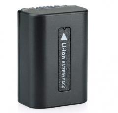蒂森特(dste) 索尼CX680 AX60 PJ610E 摄像机NP-FV50电池套装 货号100.MZ