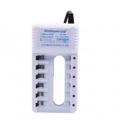 倍量 七号五号充电电池配6槽通用充电器套装鼠标玩具摇控器5号7号各6节电池 货号100.MZ