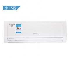 格力空调 KFR-32GW/(32570)Aa-2 定频 冷暖小1.5匹 壁挂式空调 货号100.HY411
