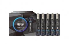 南孚NANFU黑标Blacklabel LR03碱性7号电池电动玩具/鼠标/键盘/体重秤/遥控器电池30粒 货号100.MZ