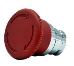 施耐德电气 XB2 转动复位  按钮指示装置附件 ZB2BS54C 40mm蘑菇头急停按钮头 3个/组 货号100.MZ
