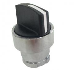 施耐德电气 XB2 22mm 自锁型 选择开关附件 ZB2BD2C 标准手柄开关头 3个/组  货号100.MZ