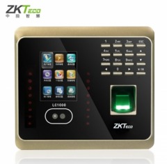 中控ZKTeco LC1000指纹面部考勤机 货号100.YH
