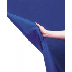 Datavideo  MAT-7蓝色塑胶抠像布宽1.8M*长54M 厚度0.35mm     货号100.yt248