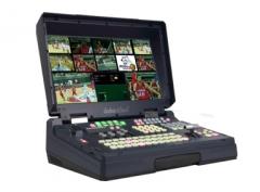 DatavideoHS-600A8路便携式标清模拟复合移动演播室,带DV/SDI输出     货号100.yt254
