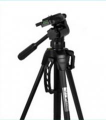 伟峰3730 单反数码相机三脚架 微单DV单反相机脚架 货号:100.ZL