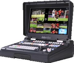 DatavideoHS-2850-8   8路输入高标清便携移动演播室    货号100.yt348