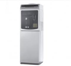 美的(Midea) 饮水机YD1306S-X立式冷热家用外置沸腾胆一键智清洗 货号100.YH