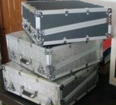 DatavideoHRS-30专用铝箱  HRS-30专用携带铝箱    货号100.yt362
