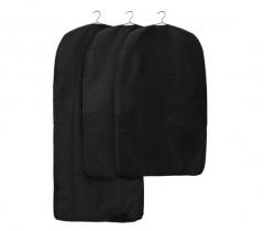 宜家 SKUBB 思库布 衣服罩 3件 黑色