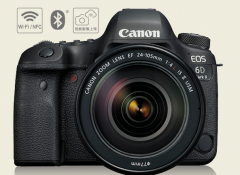佳能(Canon) EOS 6D Mark II 单反套机(EF 24-70mm f/4L IS USM 镜头)含32G内存卡    货号100.TL