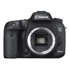 佳能 数码单反相机 EOS 7DMarkII (EF 24-70mm f/4L IS USM)+包+卡     货号100.TL