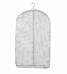 宜家 STUK 斯图克 衣服罩 3件套 白色/灰色