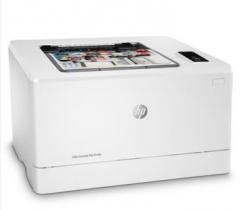 惠普(HP) M154a/M154nw 彩色激光打印机小型家用A4办公商用替1025 M154A:(随机硒鼓黑1100页/彩900页) 货号100.JM517