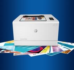惠普(HP)Colour LaserJet Pro M154nw彩色激光打印机    货号100.TL