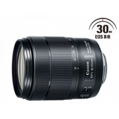佳能(Canon)  EF-S 18-135mm f/3.5-5.6 IS USM标准变焦镜头  ZX.039