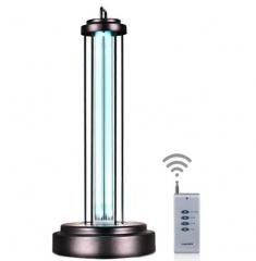 雪莱特黑旋风38w紫外线消毒灯家用幼儿园杀菌灯除螨灯紫外线灯便携臭氧消毒灯 货号100.MZ