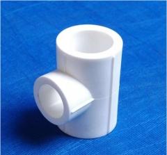 智嘉航 PP-R管等径三通DN25  冷热水管  货号100.LS406