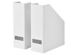 宜家 TJENA 希纳 文件盒 白色