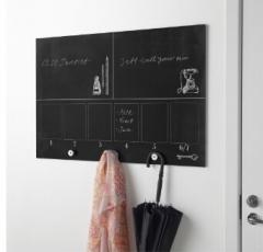 宜家 MÅLARNA 莫拉纳 计划黑板 90厘米×60厘米 JX.005