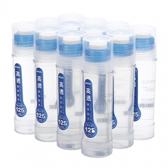 晨光AWG97049高透液体胶水125ml   12瓶/盒       XH.036