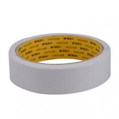晨光AJD97350棉纸双面胶18mm*10y      XH.056