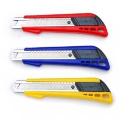 晨光ASS91320  18mm美工刀自动锁    XH.096