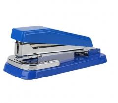 得力 0414 订书机 24/6  蓝色  黑色      XH.118