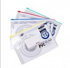 晨光 ADM94504 拉边袋A4文件袋 PVC材质  货号100.XH556