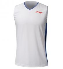 李宁 篮球套装男 标准白 货号100.SQ320 4XL