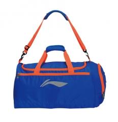 李宁 运动单肩包桶包 秋季 ABLM102-1 蓝色      TY.077
