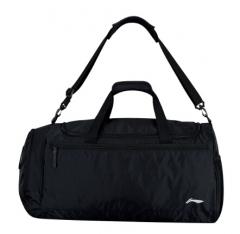 李宁 运动单肩包桶包 秋季 ABLM102-2 黑色     TY.078