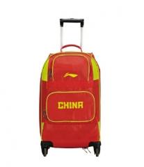 李宁 运动包20寸红色拉杆箱 夏季 ABYM018-1    TY.079