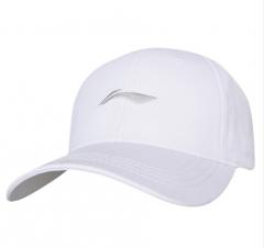 李宁 棒球帽女 夏季 AMYM174-1 白色       TY.833