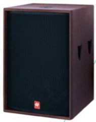 湖山HS-M915B 超低音扬声器   货号100.TL