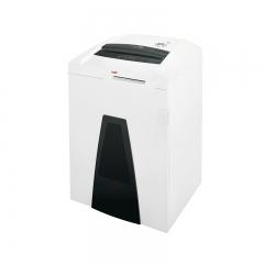 碎乐SecurioP44碎纸机1.9×15mm颗粒 A3入口 24小时持续粉碎 银行卡/固态硬盘粉碎 自动加油除尘 货号100.hc327