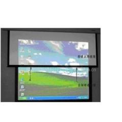 INPmX2.5m定制正投被动立体金属屏幕  货号100.TL