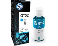惠普HP GT52  M0H54AA 彩色原装正品办公耗材 适用HP GT 5810 5820 310 318 319 410 418 419 青色  HC.059