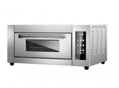 美的(Midea)MK-C1P1A 商用家用单层电烤箱 一层一盘烤炉 货号100.MZ