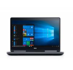 戴尔移动工作站Dell Precision 5520 英特尔酷睿 i7-7820HQ 处理器(四核 2.90GHz, 3.90GHz Turbo, 8MB 45W, 含英特尔HD 显卡 630)货号100.JM615