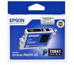 爱普生(Epson)T0841 黑色墨盒 C13T084180(适用ME photo20)HC.131