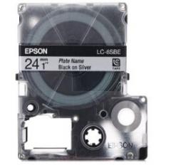 爱普生LC- 6SBE 标签打印机LW-1000P色带盒 银底 货号100.SQ954