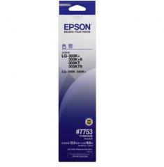 爱普生(Epson)LQ-300K+ 黑色色带 C13S015509(适用LQ-300K+/300K/580K)货号100.SQ957